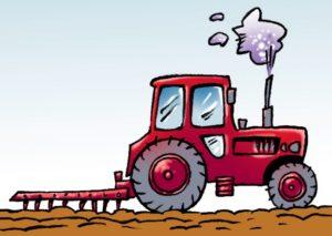 dessins Pascale Effet de serre A tracteur