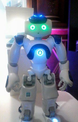 Le robot Nao